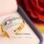 แหวนพลอยนพเก้าล้อมเพชรCZ thumbnail 1