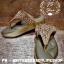 รองเท้าสุขภาพ โซฟาสีทองอร่ามสวย หน้าเพชรลายสวยมากก บุด้านในคาดนุ่มสบายเท้า ด้านข้างคาดหนังสีทองสวย thumbnail 1