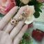 แหวนพลอยนพเก้า หุ้มทองคำแท้ (ทรงโบราณ) thumbnail 2