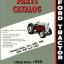 CD คู่มือพาสนัมเบอร์ อะไหล่ (MASTER PARTS CATALOG) Ford Tracter MODELS NNA, 501, 600, 700, 800, 900, 1801 ปี 1953 - 1959 ภาษา อังกฤษ (EN) thumbnail 1