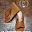 รองเท้าหนังนิ่ม ตกแต่งโบว์เพชรมุ๊งมิ๊ง หนังนิ่มดีคะ ด้านในนิ่ม ใส่แล้วสบายเท้า พื้นเหยียบนิ่มไม่แข็งเจ็บเท้าจ้า ใครที่หน้าเท้ากว้างแนะนำเก็บเท้ารุ่นนี้สวยจ้า แนะนำเลยนะคะควรมีติดตู้จ้า ^^ thumbnail 1