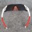 แว่นปั่นจักรยาน OBOALAY แบบไร้กรอบ ป้องกัน UV400 thumbnail 3