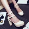 Preorder รองเท้าแฟชั่น สไตล์เกาหลี 33-43 รหัส 9DA-4478