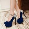 Preorder รองเท้าส้นสูง 32-42 รหัส N5-8190