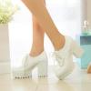 Preorder รองเท้าแฟชั่น สไตล์เกาหลี 34-43 รหัส 9DA-7636