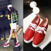 Preorder รองเท้าแฟชั่น สไตล์ เกาหลี 32-43 รหัส 9DA-2111