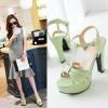 Preorder รองเท้าแฟชั่น สไตล์เกาหลี 33-47 รหัส 9DA-7267