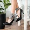 Preorder รองเท้าแฟชั่น สไตล์เกาหลี 34-43 รหัส 9DA-01591