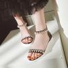 Preorder รองเท้าส้นเตี้ย 34-43 รหัส 55-3466