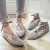Preorder รองเท้าแฟชั่น สไตล์เกาหลี 34-43 รหัส 55-1948