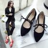 Preorder รองเท้าส้นเตี้ย 31-46 รหัส Y-7983