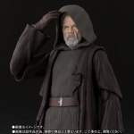 เปิดจอง S.H. Figuarts Luke Skywalker (The Last Jedi) TamashiWeb Exclusive (มัดจำ 500 บาท)