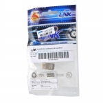 Plug RJ45 CAT6 LINK (US-1004) Original