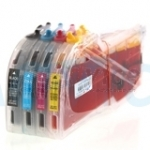 INKTANK FOR BROTHER LC 39 + หมึก (Color Fly)