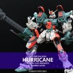 เปิดจอง Poison Toys 1/72 Mecha-X103 Hurricane ( Buster Gundam )