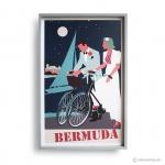 Reproduction Vintage Poster - BERMUDA