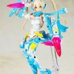 เปิดจอง Megami Device - Asra Ninja Aoi Plastic Kit (มัดจำ500บาท)