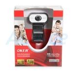 Webcam OKER (386) Black