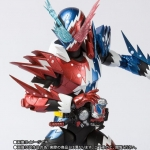 เปิดจอง S.H. Figuarts Kamen Rider Build Rabbit Tank Sparkling Form TamashiWeb Exclusive (มัดจำ 500 บาท)