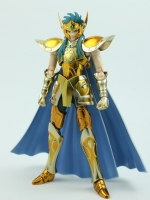 พร้อมส่ง Metalclub Saint Cloth Myth EX Aquarius Camus (reproduct)