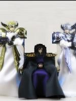 เปิดจอง SET 3 ตัว Myth model ชุดผ้า Hades - Thanatos - Hypnos