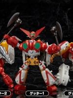 เปิดจอง Dynamic Change New Getter Robot