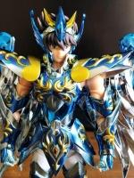 พร้อมส่ง GreatToys Saint Cloth Myth EX Pegasus Seiya Godcloth 10th Anniversary Edition