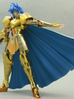 S-temple Saint Cloth Myth EX Gemini saga