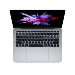 Notebook APPLE MacBook Pro 13.3'' (MPXQ2TH/A) Space Gray