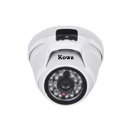 KW-AHD 504 AHD-Dome (Metal Case)