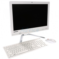 LENOVO IdeaCentre AIO 300-20ISH(F0BV0041TA,White) Free Keyboard, Mouse,Win 10