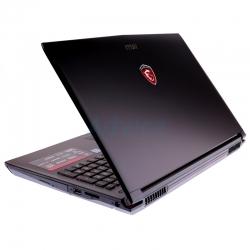 Notebook MSI GP62 6QE-497XTH (Black)
