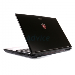 Notebook MSI GL62 6QD-059XTH (Black)