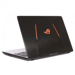 Notebook Asus ROG Strix GL553VD-FY297 (Black) Free Mouse Gaming (ในกล่อง)