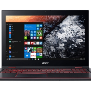 Notebook Acer Nitro Spin SP515-51-88BC/T008 (Black)
