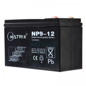 """Battery 9Ah 12V """"Matrix"""""""