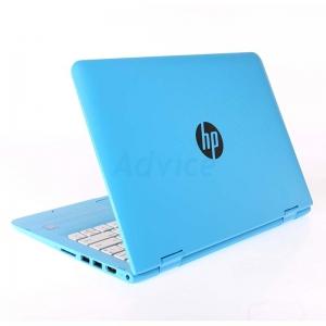 Notebook HP Pavilion x360 11-ab040TU (Blue)
