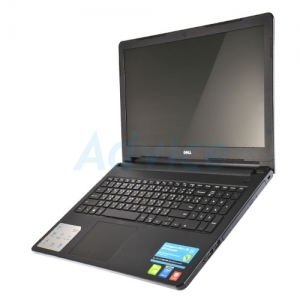 Notebook Dell Inspiron N5558-W561224TH (Black)
