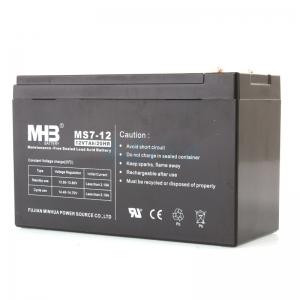 Battery 7Ah 12V 'MHB'