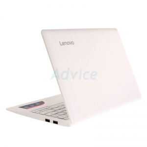 Notebook Lenovo IdeaPad100S-80R2007CTA (White)