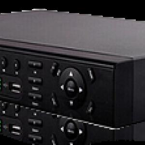 NVR 1008 มีป่มุ กด (พร้อมรีโมท)