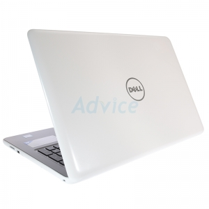 Notebook Dell Inspiron N5567-W56652390THW10 (White)