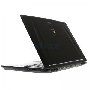 Notebook MSI WE62 7RJ-1895XTH (Black)