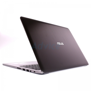 Notebook Asus K501UX-DM055D (Gray Metal)