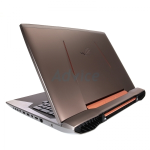 Notebook Asus G752VM-GC220T (Gray)