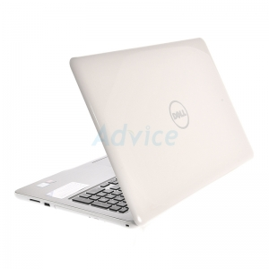 Notebook Dell Inspiron N5567-W56652396THW10 (White)