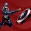 S.H. Figuarts Captain America Civil Wars thumbnail 1