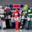 เปิดจอง MODEROID - Six Gods Combination Godmars Plastic Kit (มัดจำ 500 บาท) thumbnail 11