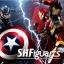 S.H. Figuarts Captain America Civil Wars thumbnail 6