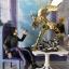 เปิดจอง Star Model - Saint Seiya Resin Manigoldo Cancer TLC Model 1:6 Figures Gold limited thumbnail 1